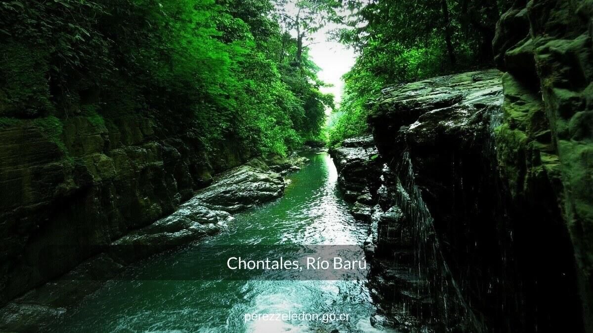 Chontales, Rio Baru